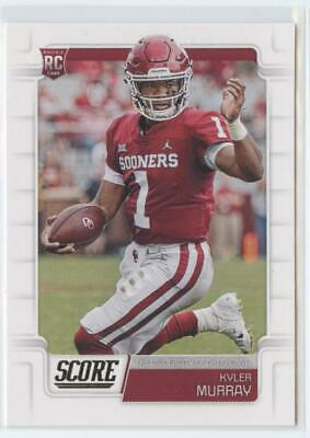 2019 Panini Score Base Football Card Pick (Including Rookie Cards) RC 221-440