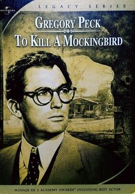 To Kill a Mockingbird (DVD, 2005, 2-Disc Set, Legacy Series)   EXCELLENT / MINT