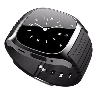 Mate Wrist Waterproof Bluetooth Smart Watch For Android HTC Samsung iPhone NT