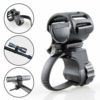 Metal Detector Detecting PIN POINTER Flashlight Holder Mount Torch Clips Clamp