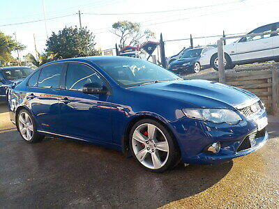 2008 Ford Falcon Xr8 Boss 290 6 Sp Manual Drives Excellent