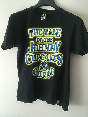 Johnny Cupcakes The Tale Of Johnny Cupcakes Curse Nickelodeon Size Medium