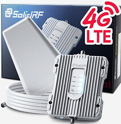 Cell Phones & Accessories Signal Boosters SolidRF Five Bands