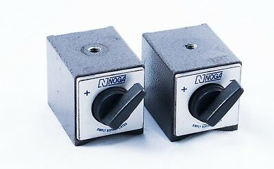 2x NOGA Magnetic Holder Bed DG0036: On/Off Magnet Base FREE SHIP
