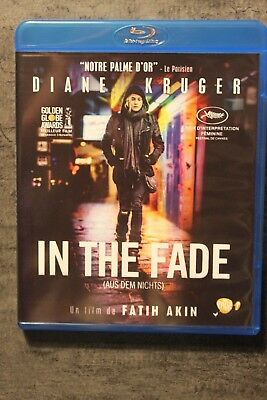 BLU-RAY   IN THE FADE  (visionné une fois)