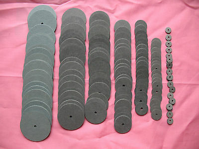 140 Millboard Joint Discs 7 Sizes Teddy Bear Making Doll Plush Sewing Craft