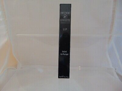 Instant Effects Instant Lip Plumper 5ml 20% Fuller Lips No Sting-BOXED & SEALED
