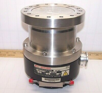 Boc Edwards Turbomolecular Vacuum Pump 24 Vdc 60000 Rpm Ext 255H B753-02-000