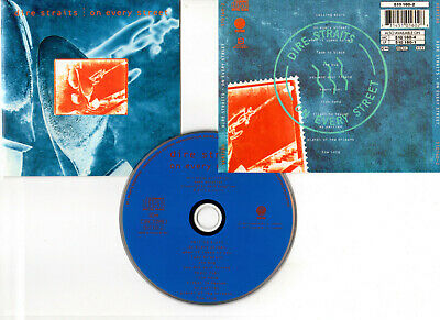 "DIRE STRAITS ""On Every Street"" (CD) 1991"