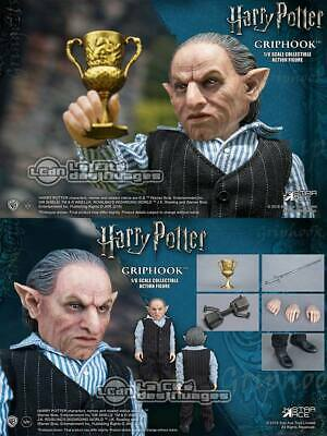 Harry Potter Griphook Warwick Davis Gripsec star Ace SA0058 1/6