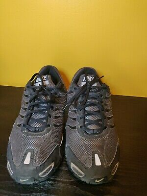 online store 706b7 44405 NICE touch 4 Nike Air Max Running Dad Shoes Grey Black Men s size 11.5