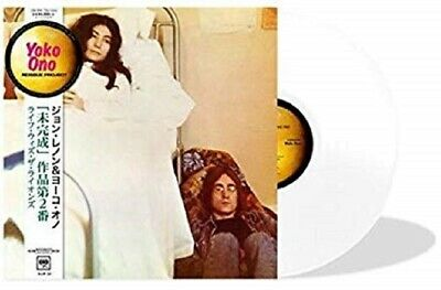 John Lennon/Yoko Ono - Unfinished Music No. 2: Life With The Lions (White VINYL