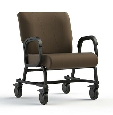 "NEW Comfortek Titan Castered JAVA 24"" Seat Rolling Chair"
