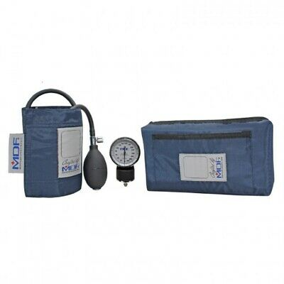 MDF Calibra pocket Aneroid SPHYGMOMANOMETER MDF 808M ADULT - NAVY BLUE