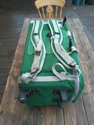 large paramedic ambulance response bag ems emt first aid sja trauma backpack