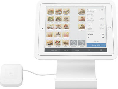 Square - Stand for contactless + chip for Apple® iPad (Latest Model), iPad 5 ...