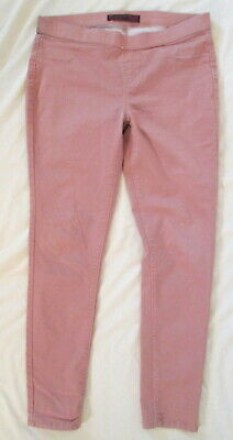 1d0bfb1a602c5 No Boundaries NoBo CORAL Jeggings skinny jeans Junior Large (11-13) ankle *