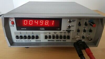 RACAL-DANA 9902 Universal Timer Counter