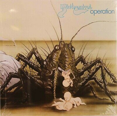 Birth Control-Operation German prog psych reissue lp ZYX label sealed
