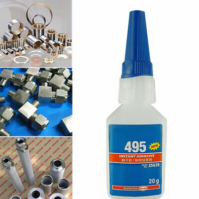 Strong Bottle 20g Quick-drying Instant Adhesive Super Glue 406/480/403/495