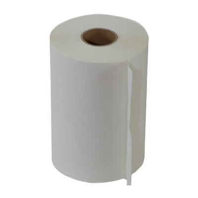 1 Ply Virgin White Hand Paper Roll Towel 18 cm x 80 m, 16 Rolls