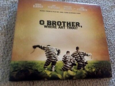O Brother,Where Art Thou,CD,Preowned