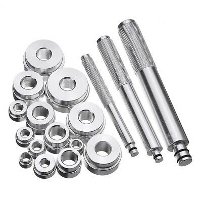 Wheel Bearings Car Repairing Plastic+Aluminum Alloy 17pcs For Car SUV Durable