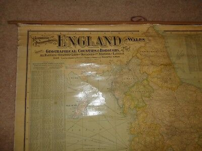 Antique Map of England