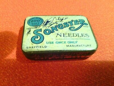 songster needles tin with some contents
