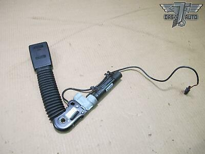 00-06 BMW E53 X5 Front Right Passenger Side Seatbelt Buckle Tensioner Latch OEM