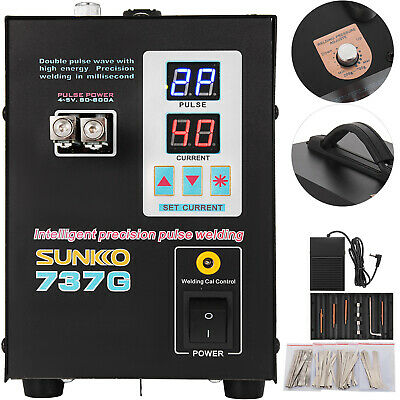 737G Battery Spot Welder Professional Stable Portable GREAT OUTSTANDING FEATURES