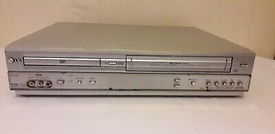 LG DV1000 DVD Player / VHS VCR Video Cassette Recorder