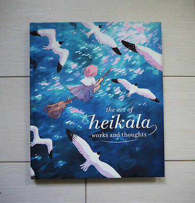 The art of Heikala Artbook livre Heikala