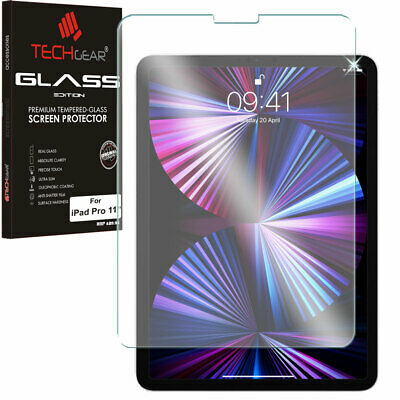 TECHGEAR Anti-Glare TEMPERED GLASS MATTE Screen Protector for Apple iPad Pro 11