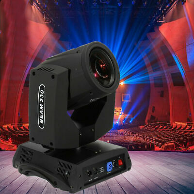 Samger 230W 7R Zoom Moving Head Beam Sharpy Light 8 Prism Strobe DMX 16Ch Party