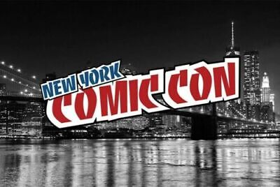 New York Comic Con 4 Day Pass NYCC 2019 IN-HAND READY TO SHIP!!