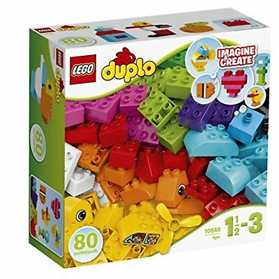 "Lego Duplo for the first time DUPLO (R) ""Set for the first time"" 10848 F/S NEW"