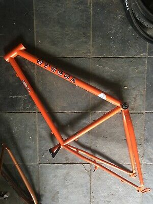 VINTAGE VOODOO MOUNTAIN Bike Frame