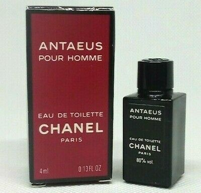 alte Version ANTAEUS von Chanel 4 ml edt OVP