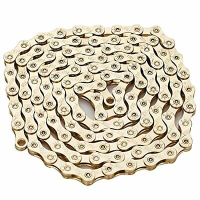 FSC bicycle chain Golden shifting 6-speed 7-speed 8-speed 116L model F//S wTrack#