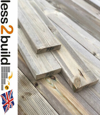 B GRADE REDWOOD TREATED TIMBER DECKING BOARDS 32x150mm 4.2M SPRING SPECIAL