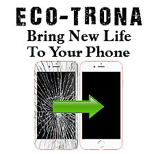 iPhone 6S Cracked Front Glass Repair / Broken LCD Repair >> Speedy Service