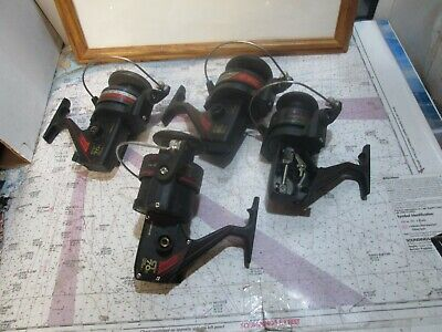 SILSTAR CT SALTWATER fishing reels for parts or repair CT80