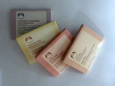 The Body Shop Facial Blotting Tissues!!!