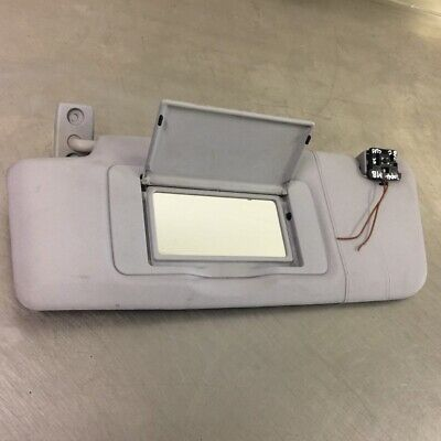 D/S Driver Side Sun Visor Right Sunvisor Used OEM Mercedes Benz W203 C270 CDi 04