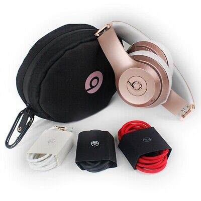Solo Hd 2.0 Wireless Rosegold On Ear Headphones Refurbished