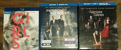 TV Shows on Blu-ray $12 Each