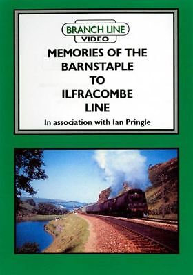 Memories Of The Barnstaple - Ilfracombe Line