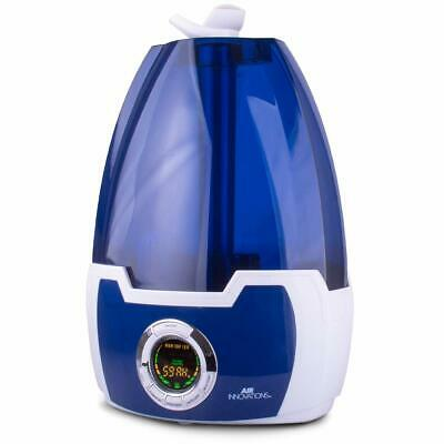 Air Innovations MH-602 1.6 Gal. Cool Mist Digital Humidifier for Large Rooms