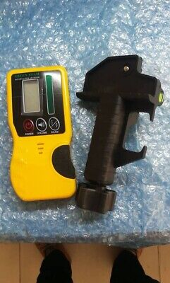 Green Beam Laser Detector/ Receiver for laser level For Leica, Topcon, Geomax